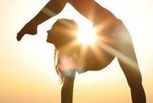 Yoga / by Alisa Kasioumi
