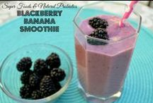 Drink Recipes & Ideas / Drink recipes for milkshakes, smoothies, and more / by Kecia (Southern Girl Ramblings)