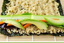 VEGAN Vegetarian FOOD! / Make these organic!  Food / Vegan / Vegetarian / Recipes / Healthy / Inspiration