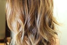 HAIRSTYLES / A collection of our favorite hairstyles! Curated by Rebekah Dempsey of A Blissful Nest. https://ablissfulnest.com
