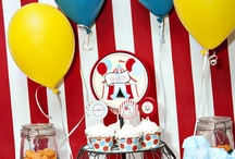 PARTY - CIRCUS THEME / by REBEKAH DEMPSEY | A BLISSFUL NEST
