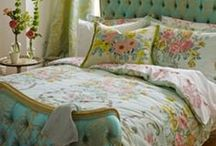Beautiful Bedding / We specialize in beautiful bedding at Lavender Fields. Bella Notte, Pine Cone Hill, Taylor Linens, Traditions Linens and custom designs.