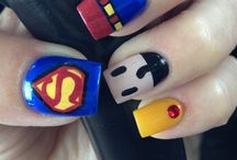 Nail-ed It / So many creative nail art designs to choose from.  / by Kathi Adam