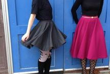 DIY skirts and other clothes / by Katy Brown