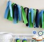 BOY PARTY IDEAS / A collection of birthday party ideas and themes for boys found via Rebekah Dempsey at https://ablissfulnest.com.