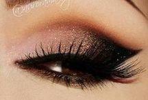 Hair&MakeUp<3 / by Stefani Kary