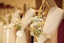 Weddings / by Stephanie Marquez