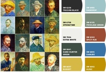 Color My World / Color Inspiration / Paint Colors and Color Combinations / by Lee Scott ✿⊱╮