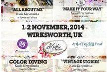 ATP Workshops / Art & Craft based Workshops in Wirksworth, Derbyshire