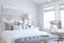GUEST BEDROOM IDEAS / A collection of our favorite guest bedroom ideas! Grab tips and tricks to create your dream guest bedroom! Curated by Rebekah Dempsey of A Blissful Nest. https://ablissfulnest.com