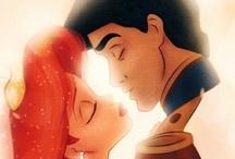 Disney / who doesn't LOVE Disney?!!!!!! / by Ashley Saville