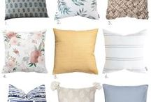FAVORITE FABRICS AND PATTERNS / A collection of our favorite fabrics! Grab tips and tricks to create your dream home with our carefully curated boards! Curated by Rebekah Dempsey of A Blissful Nest. https://ablissfulnest.com