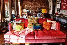 Living Room / by Renée Bates