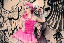 Fashion Shoot Inspiration / by Melinda Maxfield