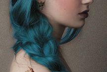 Tresses I <3 / Hair Art