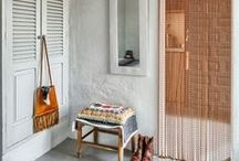 Sunroom Entrance / I need a divider between the sunroom and the rest of the house. / by Tara Lancaster