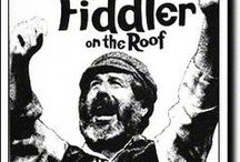 """Fiddler / Pics and Clips of the """"1971"""" Movie"""