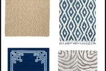 FAVORITE RUGS / A collection of our favorite rugs! Grab tips and tricks to create your dream home with our carefully curated boards! Curated by Rebekah Dempsey of A Blissful Nest. https://ablissfulnest.com