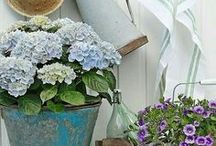 FARMHOUSE STYLE & DECOR IDEAS / A Blissful Nest shares the best farmhouse decor for your home with shopping sources and inspiration easy for you to recreate.