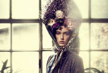 headdress /  middle 2011 -