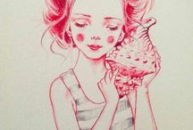 isabella / a girl / by Evette De Bruin Lombard