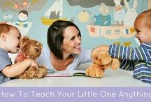 Toddler and Preschool / by Bonnie Van Voorst