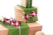 Gift Wrapping Ideas & cards / by Maria Dimitrova-Georgieva