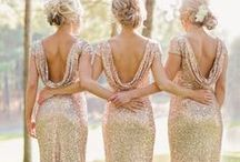 Color Coded Wedding Inspiration