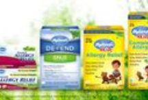 Hyland's Cold/Allergy Products / by Hyland's, Inc.