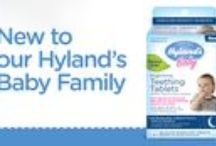 Hyland's Baby Products / Hyland's Baby is a family of products - family being the operative word. Our medicines are connected to a lineage stretching back 110 years - a brand heritage that's embraced by the arms of mothers linked to each other, across the generations. This connection extends to the products themselves - all natural, safe, effective and gentle for babies. All available for you to have on hand when you need them most. Go to http://www.hylandsbaby.com/ for more info / by Hyland's, Inc.