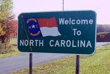I Love Calling NC Home / by Sandie Tharrington