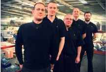 Potts People / The good folk who work at Potts Print (UK).