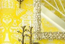 Yellow / by Blanche and Kate Design