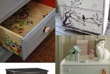 Huonekaluideat / ideas for furniture