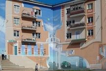 Maalausideoita - iso skaala / ideas for painting - big scale