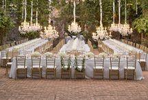 Rustic Wedding / Wedding Style, natural, rustic, elegant and creative ideas
