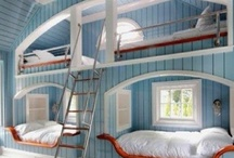 You're NEVER too old for a cool bunk bed or hide-a-way!!