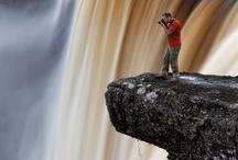 Living on the edge! / by Linda Lundberg-Proft