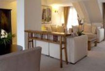 "Punaportti oh Paris / Desinging a three room + kitchen + sauna: Livingroom with theme ""Paris"""