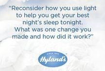 Hyland's Sleep Challenge / by Hyland's, Inc.