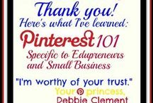 PINTERESTING TIPS / Sharing knowledge from the top pinners.