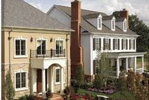 Roofing Ideas / A collection of color and design inspirations to boost the curb appeal of your home.
