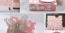 Stampin' Up! Envelope Punch Board / Learn how to make other items besides Envelopes. DIY boxes, cards, candy wraps, etc.
