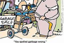 Garage Sales / by Linda Lundberg-Proft