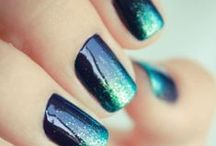 Nail it! / nail art I love - I'm not too girly, but I do enjoy some nail polish!