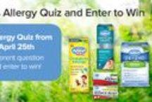 Hyland's Allergy Quiz / by Hyland's, Inc.
