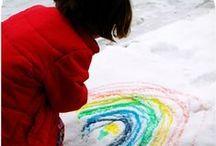 Amy's Winter Wonderland / Ideas, inspiration and encouragement to survive  hibernation in North Dakota. / by Sarah Tucker
