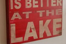 Lake Style / Life at the lake.  Home decor, clothing and gear.