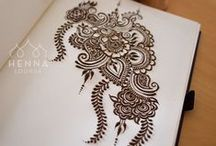 Mendhi Designs / Mendhi deigns from all over the world
