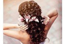 Wedding: Hair / by Amanda Fantini